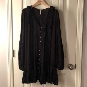 Like new Free People peasant dress